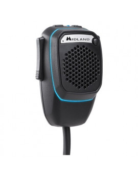 Ricetrasmittente microfono DUAL MIKE - 4 Pin 48 Midland