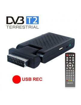 Decoder DVB-T2 DEC-663 HD Majestic