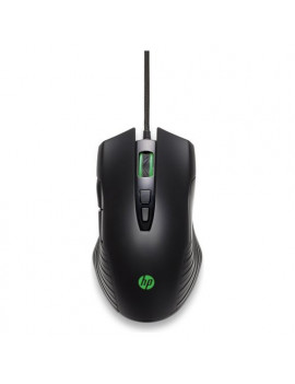 Mouse X220 Backlit Gaming Hp