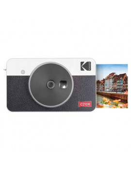 Fotocamera istantanea Mini Shot 2 Camera Combo Retro Kodak