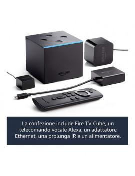 Media box Fire Tv Cube Amazon