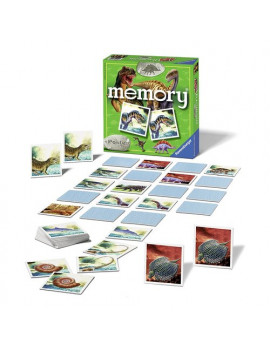 Memory Memory Dinosauri Ravensburger