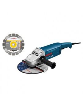 Smerigliatrice angolare GWS20-230H Bosch Professional