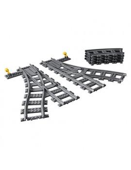 Costruzioni Scambi Treni Lego