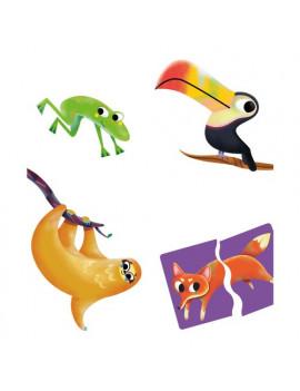 Educativo Animal Puzzle Clementoni
