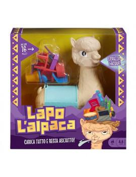 Gioco di società Lapa L'Alpaca Mattel