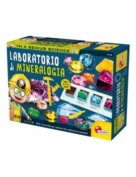 Educativo Laboratorio Mineralogia Lisciani