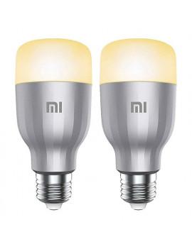 Set lampadine led SMART ECO Smart LED Bulb White and Color - 2 Pz Xiaomi
