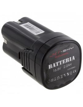 1 X BATTERIA PER FORBICI 16,8V 2.0AH