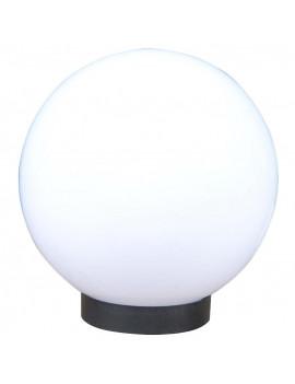 4 X SFERA PER LAMPIONE CM.30 E27 BIANCA