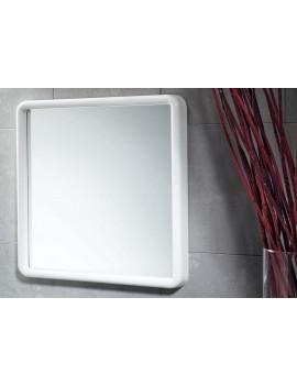 1 X GEDY ART.2900 SPECCHIO S/LUCI CM.45X45 BIANCO GEDY