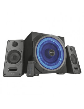 Set altoparlanti pc GXT 688 Torro Illuminated 2.1 Speaker Set Trust