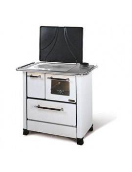 Cucina legna ROMANTICA 3.5 Dx Nordica