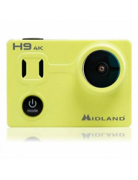 Action cam H9 4K UHD Midland