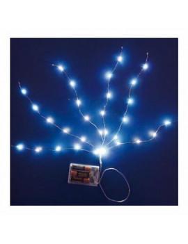 Decoro luminoso Minicascata microled Lotti