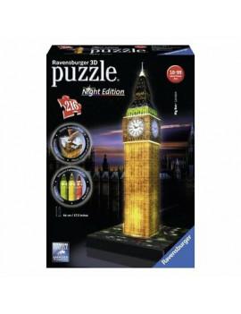 Puzzle Big Ben Night Edition Ravensburger