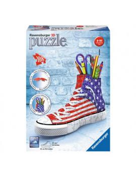 Puzzle Portapenne Sneaker Flag Ravensburger