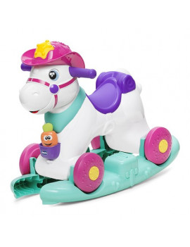Cavallo a dondolo Miss Baby Rodeo Chicco