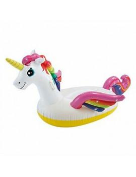 Gonfiabile mare Unicorno Cavalcabile Intex
