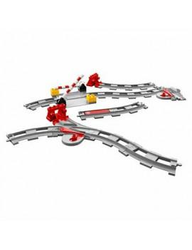 Costruzioni Binari Ferroviari Lego