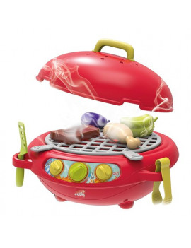 Playset cucina Magic BBQ Giochi Preziosi