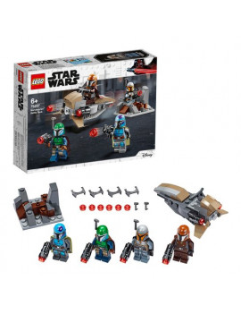 Costruzioni Mandalorian Battle Pack Lego