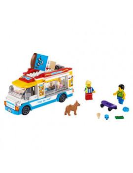 Costruzioni Furgone dei Gelati Lego