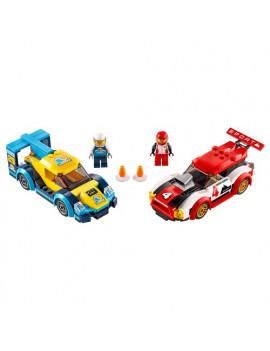Costruzioni Auto da Corsa Lego