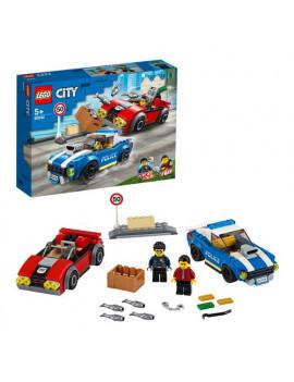 Costruzioni Arresto su Strada Lego