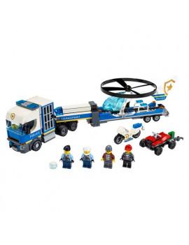 Costruzioni Trasportatore Elicotteri Lego