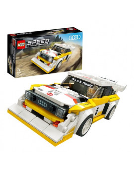 Costruzioni 1985 Audi Sport 4 S1 Lego