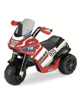 Moto elettrica Moto Ducati Desmo16 EVO 1MO.6V. Peg Perego