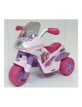 Moto elettrica Moto Flower Princess 1MO.6V. Peg Perego