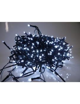 1 X STRINGA 1000 LED-IP44 MT.50+6,5 BIANCO FREDDO