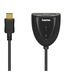 Switch HDMI 2x1 Full HD Hama