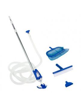 Kit pulizia piscina Kit Pulizia De Luxe Pompe Filtro Intex