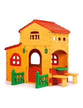 Casetta giocattolo Grande Villa Feber