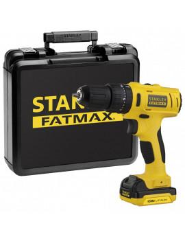 1 X FATMAX TRAPANO C/2B 10,8VP MOD. FMC021S2 STANLEY