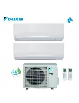 DAIKIN 2AMXF50A+ATXF35A+ATXF35A CONDIZIONATORE DUAL 12000+12000 BTU CLASSE A++