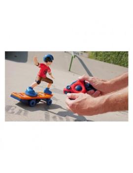 Radiocomando Skateboard con personaggio 29 cm Re. El Toys
