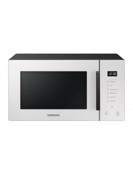 SAMSUNG MG23T5018GEET FORNO MICROONDE 800W 23LT GRILL 1100W VAPORE BIANCO