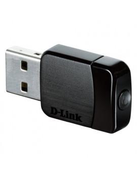 Adattatore WI FI Nano USB Wireless AC Dual-band D Link